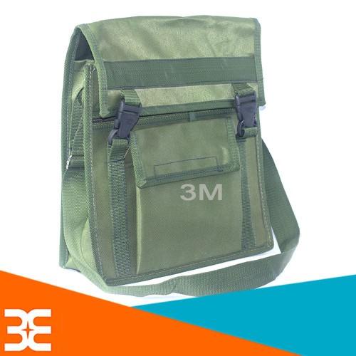 Túi đựng dụng cụ đa năng siêu nhỏ gọn màu xanh - 35x29.5x12