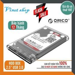 Hộp ổ cứng Hdd Box ORICO 2139U3 2 5 USB 3 0 Hàng phân phối chính thức DC1064 - dc1064