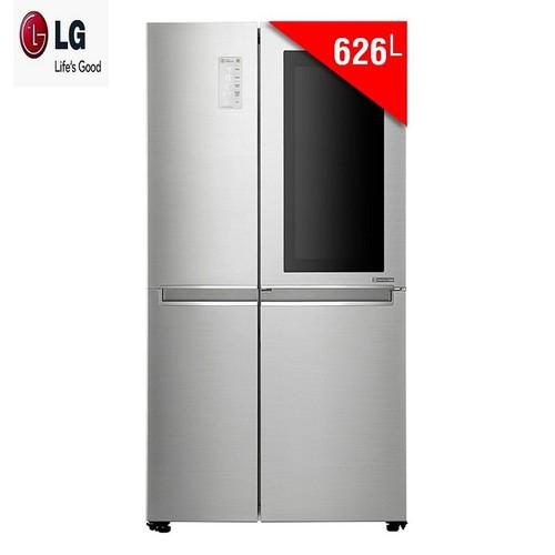 Tủ lạnh instaview door in door lg gr-q247js 626l
