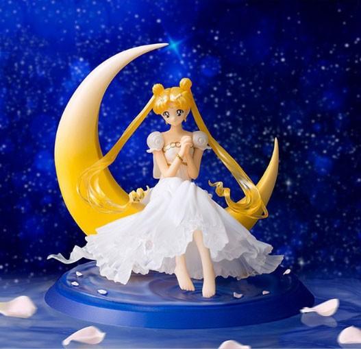 Mô Hình Thủy Thủ Mặt Trăng Sailor Moon - Mẫu 03