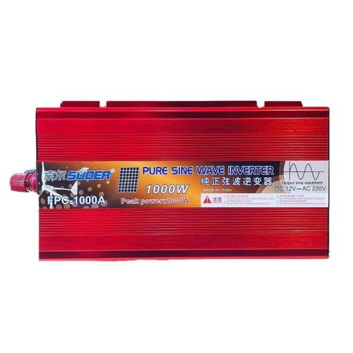 Bộ đổi điện sin chuẩn 1000w 12v sang 220v - 11941917 , 19510347 , 15_19510347 , 1950000 , Bo-doi-dien-sin-chuan-1000w-12v-sang-220v-15_19510347 , sendo.vn , Bộ đổi điện sin chuẩn 1000w 12v sang 220v