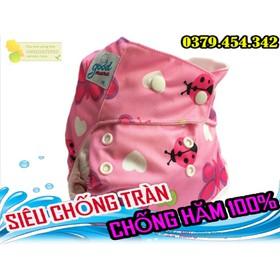 Bỉm Vải Cho Bé Siêu Chống Tràn - Quần Bỉm Vải Hàng Xuất Khẩu Hàn Quốc - bim vai cho be sieu chong tran