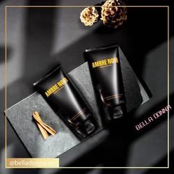 Tắm Gội Cho Nam Yves Rocher Ambre Noir Hair & Body Shampoo 200ml