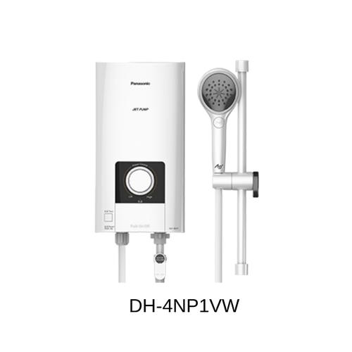 Máy nước nóng panasonic -dòng cao cấp điều chỉnh nhiệt độ vô cấp -dh-4np1vw