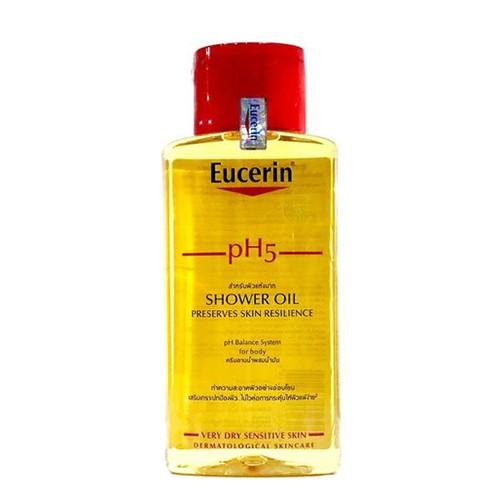 Dầu Tắm Da Rất Khô - Nhạy Cảm pH5 200 ml