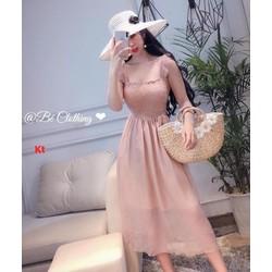 Đầm maxi váy maxi
