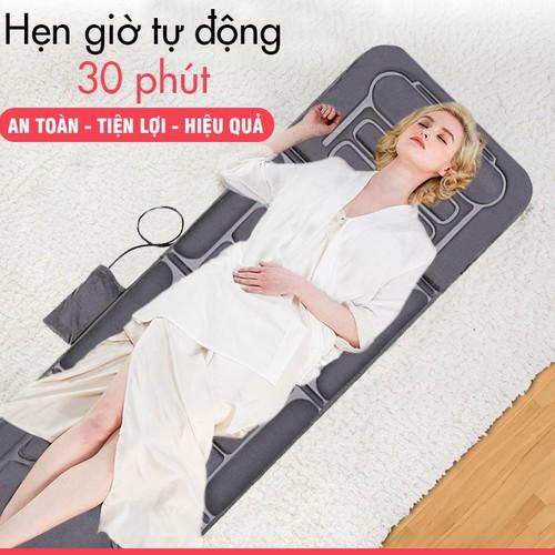 Nệm massage toàn thân fuki japan fk-m699 dòng cao cấp - 11936778 , 19502547 , 15_19502547 , 3150000 , Nem-massage-toan-than-fuki-japan-fk-m699-dong-cao-cap-15_19502547 , sendo.vn , Nệm massage toàn thân fuki japan fk-m699 dòng cao cấp