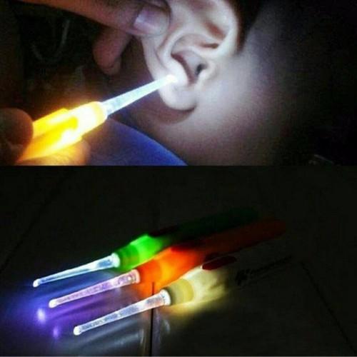 Sale lấy ráy tai có đèn led cho bé hot