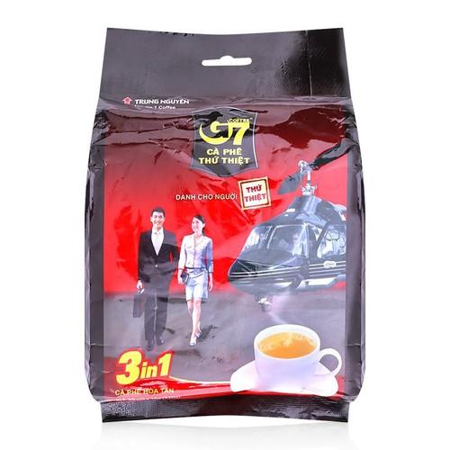 Cà phê hòa tan sữa 3in1 g7 bịch - 50 gói x 16g - 11936178 , 19501811 , 15_19501811 , 90000 , Ca-phe-hoa-tan-sua-3in1-g7-bich-50-goi-x-16g-15_19501811 , sendo.vn , Cà phê hòa tan sữa 3in1 g7 bịch - 50 gói x 16g