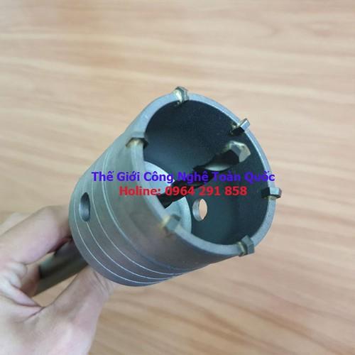 Mũi khoan rút lõi tường chân máy khoan bê tông ssd cho thợ điện và thợ lắp điều hòa chân trục và mũi khoét 65mm - 11935895 , 19501459 , 15_19501459 , 259000 , Mui-khoan-rut-loi-tuong-chan-may-khoan-be-tong-ssd-cho-tho-dien-va-tho-lap-dieu-hoa-chan-truc-va-mui-khoet-65mm-15_19501459 , sendo.vn , Mũi khoan rút lõi tường chân máy khoan bê tông ssd cho thợ điện và t