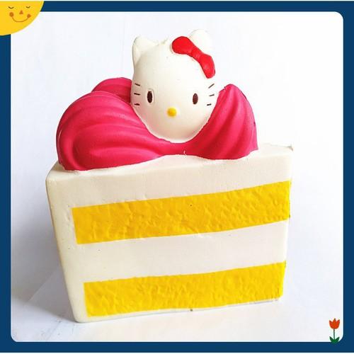 Squishy bánh kem helokitty thaolinh950