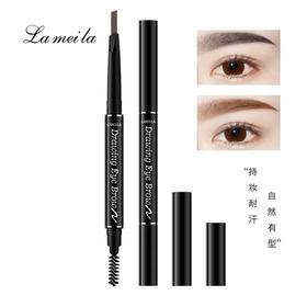 Chì Kẻ Mày 2 Đầu Lameila Double Effect Eyebrow Pencil 7 Màu - Chì Kẻ Mày 2 Đầu Lameila