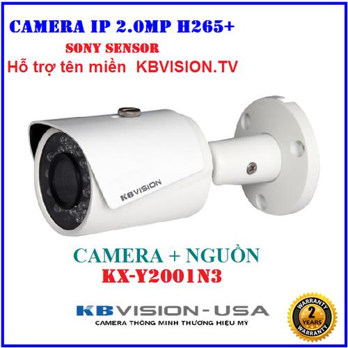 Camera ip 2.0mp h265+ kbvision kx-y2001n3 kèm nguồn, hỗ trợ tên miền  kbvision.tv - 11938807 , 19505836 , 15_19505836 , 1650000 , Camera-ip-2.0mp-h265-kbvision-kx-y2001n3-kem-nguon-ho-tro-ten-mien-kbvision.tv-15_19505836 , sendo.vn , Camera ip 2.0mp h265+ kbvision kx-y2001n3 kèm nguồn, hỗ trợ tên miền  kbvision.tv