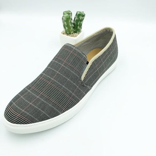 Giày vải nam, giày nam, giày nam đế cao su, giày vải mẫu mới