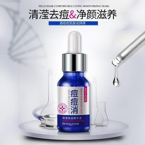 Tinh chất serum trị vết thâm và trị mụn bioaqua.