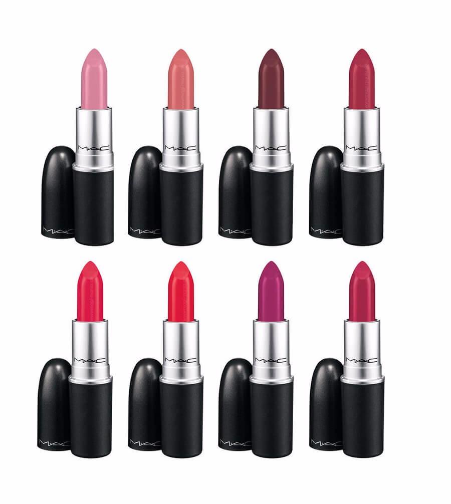 Son Môi Mac Matte Lipstick Rouge