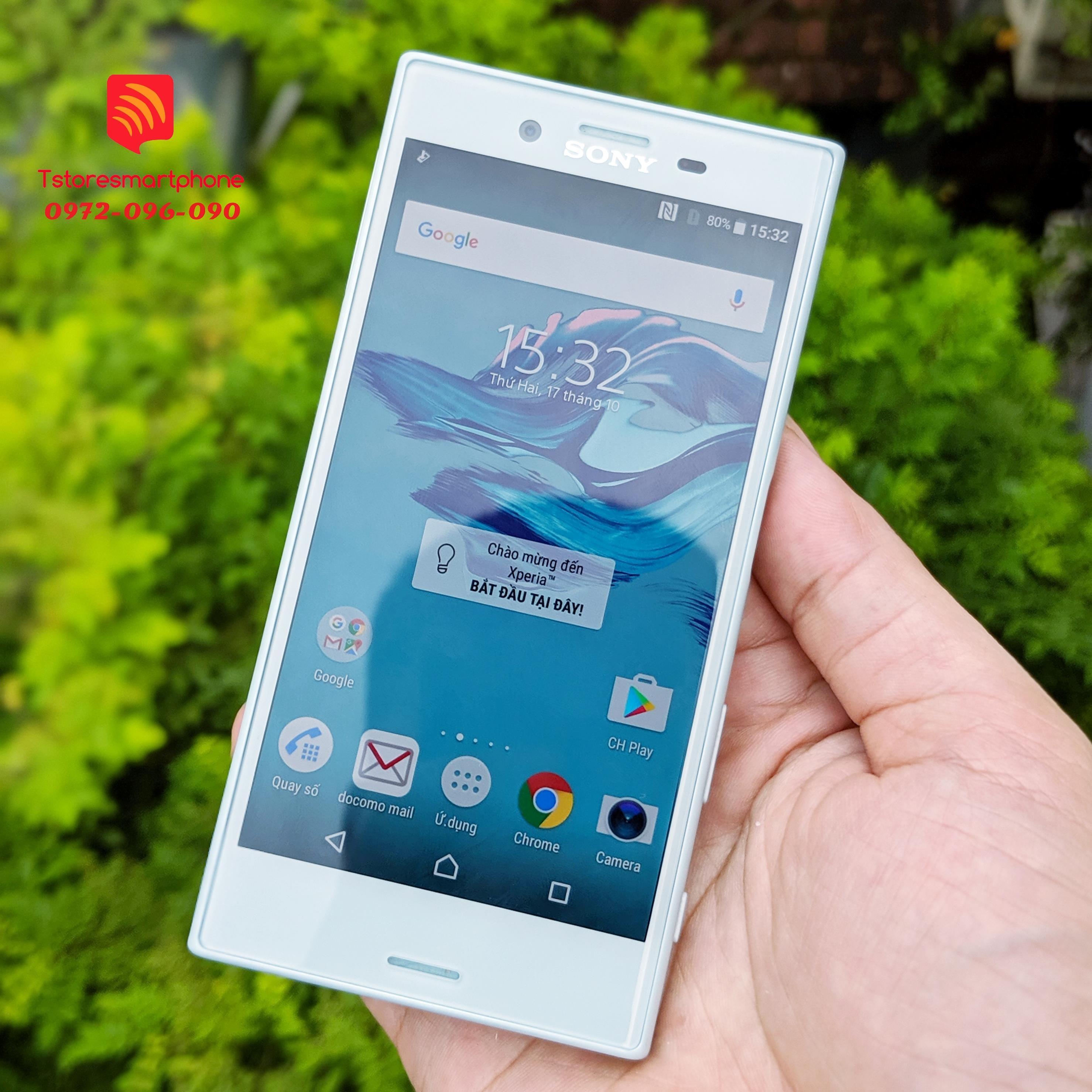 Sony Xperia X Compact Docomo 3GB 32GB Snapdragon 650 Android 8
