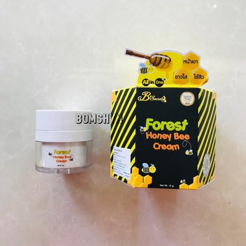 Kem dưỡng da mật ong rừng bsecrect forest honey bee cream 15g - 11933643 , 19498413 , 15_19498413 , 150000 , Kem-duong-da-mat-ong-rung-bsecrect-forest-honey-bee-cream-15g-15_19498413 , sendo.vn , Kem dưỡng da mật ong rừng bsecrect forest honey bee cream 15g