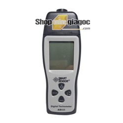 [TẶNG DÂY PHẢN QUANG] -  Máy Đo Tốc Độ Vòng Quay Không Tiếp Xúc Smart Sensor AS926