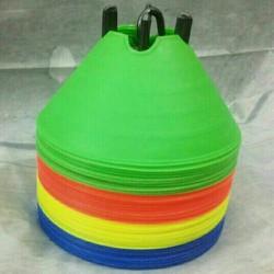 Combo 20 chiếc Marker Cone tập luyện, nấm tập chiến thuật thể thao bóng đá