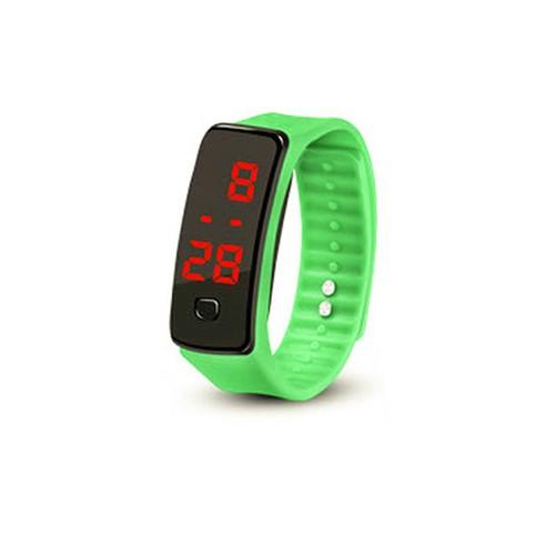 Đồng hồ LED thể thao đồng hồ thời trang thể thao đồng hồ nam nữ phong cách Hàn LW01