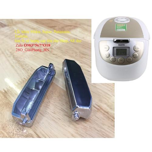 Lẫy khóa nồi cơm điện sanyo ejc-m200 - phụ kiện, linh kiện nồi cơm điện