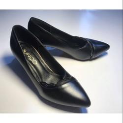 Giày cao gót nữ đế 7 phân hàng cao cấp siêu đẹp xả 145k
