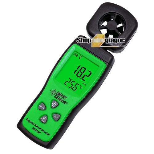 Máy Đo Tốc Độ Gió Smart Sensor AS816F
