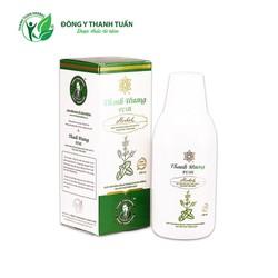 01 chai Nước súc miệng thơm miệng Thanh Hương Plus 250ml