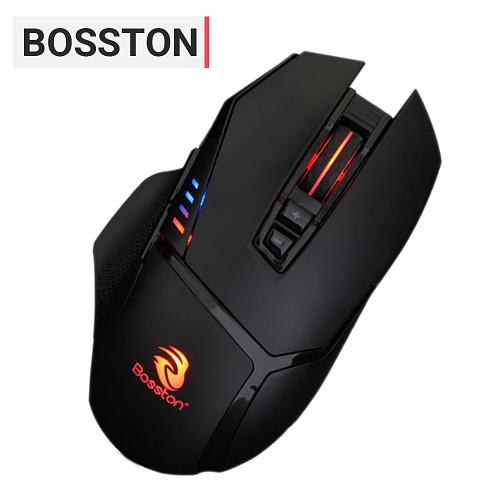 Chuột chuyên game Led đổi màu Bosston GM800-BH 1 năm