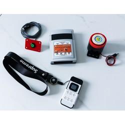 [SIM02] Thiết bị SOS cho người già, phụ nữ, trẻ em, khẩn cấp qua điện thoại - tin nhắn và cuộc gọi, báo động cho cửa tiệm