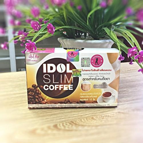 Cà phê giảm cân - cafe giảm cân thái lan
