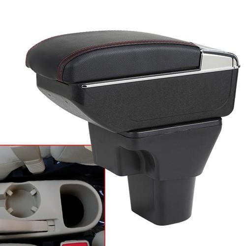 Hộp tỳ tay xe Toyota RUSH Và AVANZA cao cấp tích hợp 7 cổng USB