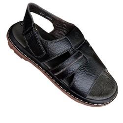 Sandal nam - Xăng đan nam da bò