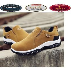 Giày Lười Nam Thời Trang Trung Niên