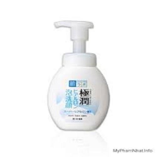 Sữa rửa mặt tạo bọt hadalabo - 11954435 , 19529491 , 15_19529491 , 165000 , Sua-rua-mat-tao-bot-hadalabo-15_19529491 , sendo.vn , Sữa rửa mặt tạo bọt hadalabo