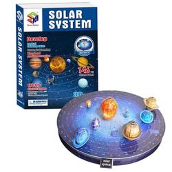 Bộ lắp ráp mô hình Hệ mặt trời 3D Solar System