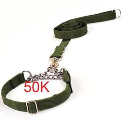 dây dắt kèm vòng cổ cho chó   dây dắt kèm vòng cổ cho chó to  dây dắt cho chó to