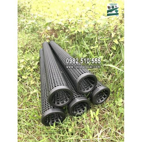 Set 5 ống trúm lươn bắt lươn trạch dài 45cm x 8,5cm