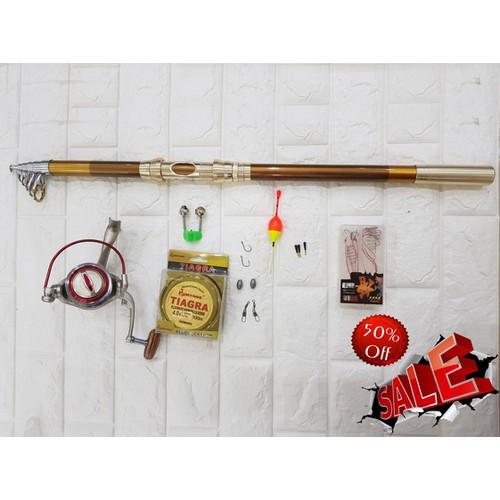 Bộ cần câu cá shimano 2m7 vàng + máy yumoshi df 5000 cực chất - 11958764 , 19536191 , 15_19536191 , 500000 , Bo-can-cau-ca-shimano-2m7-vang-may-yumoshi-df-5000-cuc-chat-15_19536191 , sendo.vn , Bộ cần câu cá shimano 2m7 vàng + máy yumoshi df 5000 cực chất