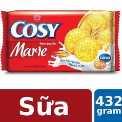 bánh quy sữa cozy 432g