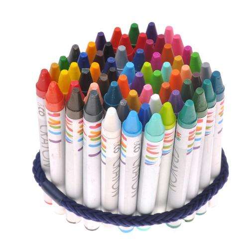 Hộp bút màu 64 cây cho bé tập vẽ