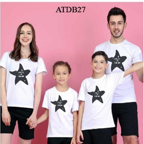 [Siêu hot] áo thun đi biển cho gia đình hay nhóm bạn in hình ngôi sao siêu xinh đủ màu đủ size - atdb27 - 11946888 , 19518874 , 15_19518874 , 30000 , Sieu-hot-ao-thun-di-bien-cho-gia-dinh-hay-nhom-ban-in-hinh-ngoi-sao-sieu-xinh-du-mau-du-size-atdb27-15_19518874 , sendo.vn , [Siêu hot] áo thun đi biển cho gia đình hay nhóm bạn in hình ngôi sao siêu xinh đ