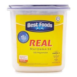 Xốt mayonnaise Best Foods 3L