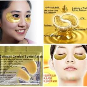 Combo 10 Cặp Nạ Mắt Collagen trị Thâm Mắt - na mat collagen