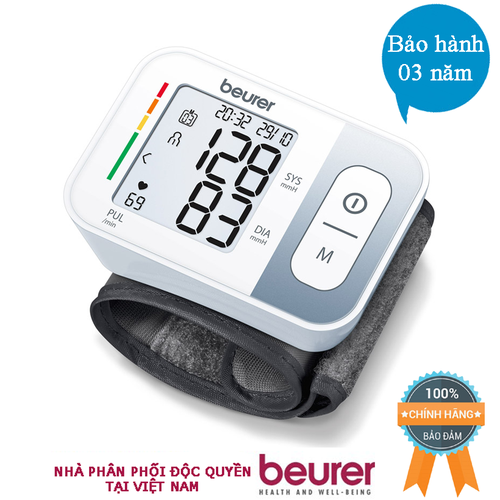 Máy đo huyết áp cổ tay beurer bc28 xuất xứ đức đo chính xác, nhanh chóng, lưu kết quả có chức năng phát hiện bệnh rối loạn nhịp tim - 11946100 , 19517825 , 15_19517825 , 525000 , May-do-huyet-ap-co-tay-beurer-bc28-xuat-xu-duc-do-chinh-xac-nhanh-chong-luu-ket-qua-co-chuc-nang-phat-hien-benh-roi-loan-nhip-tim-15_19517825 , sendo.vn , Máy đo huyết áp cổ tay beurer bc28 xuất xứ đức đo