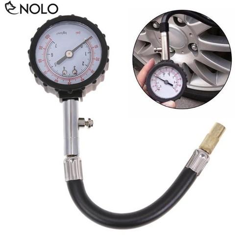 Đồng hồ chuyên dụng đo áp suất lốp xe