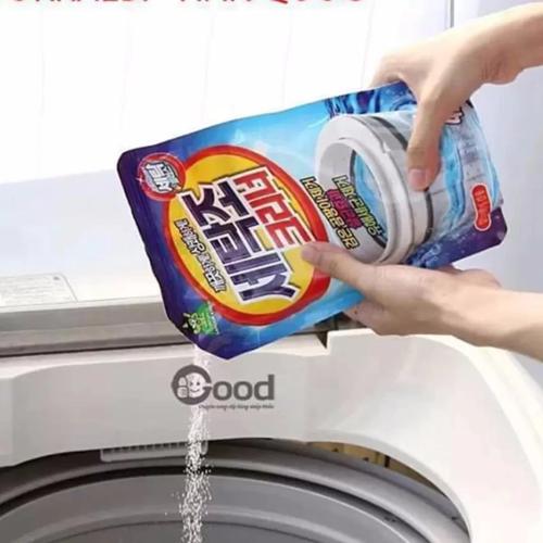 Combo 2 bịch bột tẩy vệ sinh lồng máy giặt hàn quốc - 20910299 , 23986822 , 15_23986822 , 59000 , Combo-2-bich-bot-tay-ve-sinh-long-may-giat-han-quoc-15_23986822 , sendo.vn , Combo 2 bịch bột tẩy vệ sinh lồng máy giặt hàn quốc