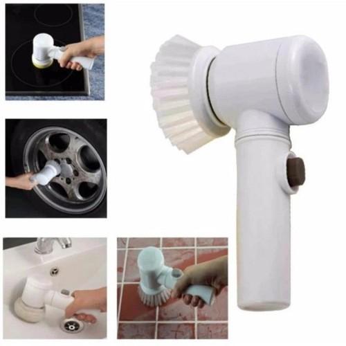 Máy vệ sinh làm sạch vết bẩn 5 trong 1 magic brush - 11955742 , 19531205 , 15_19531205 , 150000 , May-ve-sinh-lam-sach-vet-ban-5-trong-1-magic-brush-15_19531205 , sendo.vn , Máy vệ sinh làm sạch vết bẩn 5 trong 1 magic brush