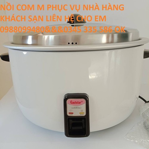 Nồi cơm điện công nghiệp easttar 40 lít - hàng nhập khẩu - ncn40l - 11944636 , 19515029 , 15_19515029 , 1900000 , Noi-com-dien-cong-nghiep-easttar-40-lit-hang-nhap-khau-ncn40l-15_19515029 , sendo.vn , Nồi cơm điện công nghiệp easttar 40 lít - hàng nhập khẩu - ncn40l